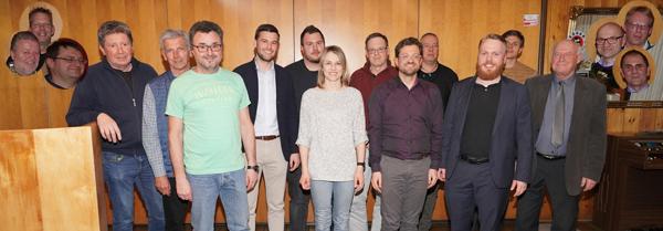 Vereinsausschuss 2019